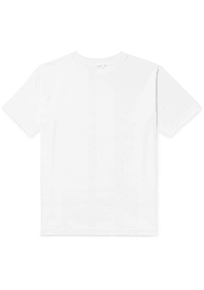 The Row - Ed Cotton-jersey T-shirt - White