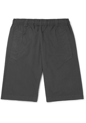 Margaret Howell - Mhl Cotton Shorts - Charcoal