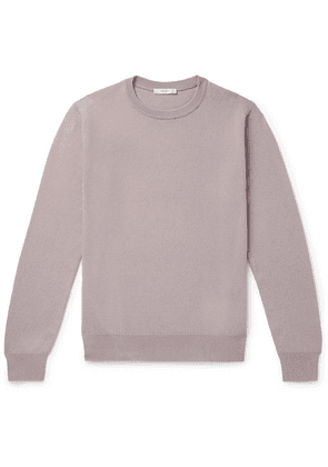 The Row - Benji Slim-fit Cashmere Sweater - Lilac