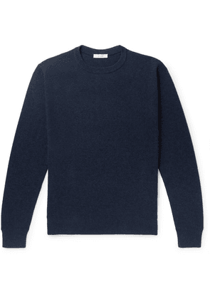 The Row - Benji Slim-fit Cashmere Sweater - Navy
