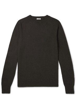 Margaret Howell - Cotton And Cashmere-blend Sweater - Gray