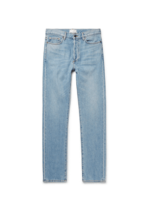 The Row - Bryan Denim Jeans - Light blue