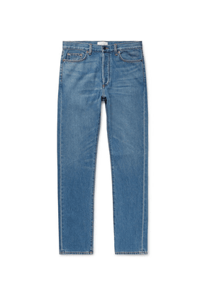 The Row - Bryan Denim Jeans - Blue