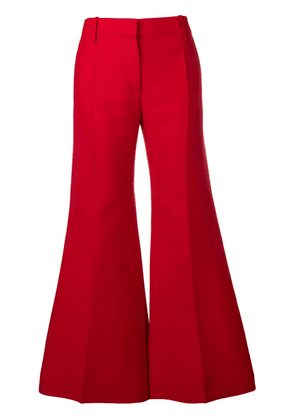Valentino high waisted flared trousers