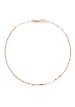 Isabel Marant - Rose Gold-tone Choker - one size