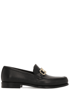 25mm Rolo Leather Loafers W/ Buckle