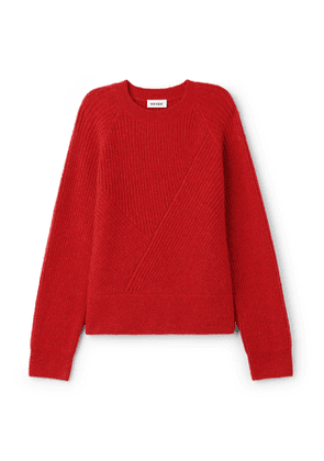 Delina Sweater - Red