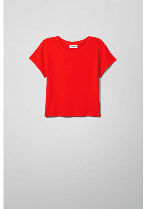 Frances T-shirt - Red