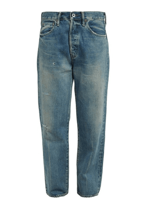 Chimala - Mid Rise Jeans - Womens - Light Denim