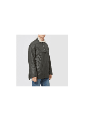 0e7d1e53331b Nigel Cabourn X Peak Performance 2.0 Men s Smock Jacket - Base Camp Green -  S -