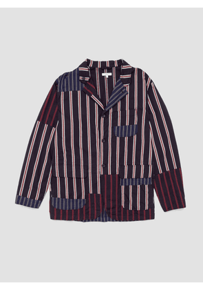 Engineered Garments Loiter Jacket Regimental Stripe