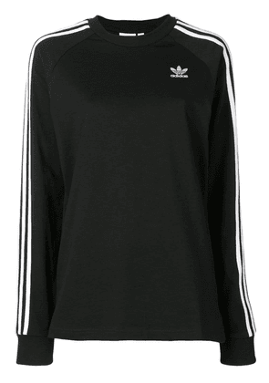 Adidas 3-stripes sweatshirt - Black