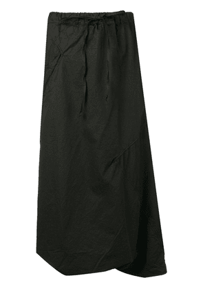 Andrea Ya'aqov straight-cut skirt - Black