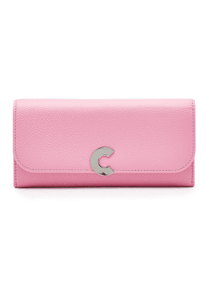 Coccinelle Craquante Leather Wallet