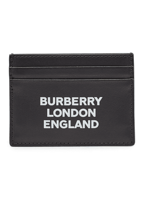 Burberry Printed Leather Cardholder