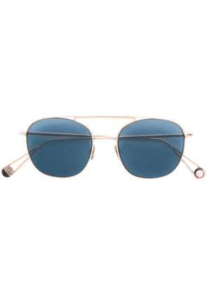 Ahlem oversized frame sunglasses - Gold
