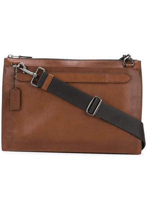 Coach Manhattan convertible slim bag - Brown
