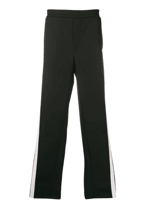 Valentino side panelled track pants - Black