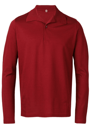 Caruso polo shirt - Red