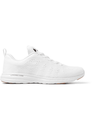 APL Athletic Propulsion Labs - Techloom Pro Running Sneakers - White