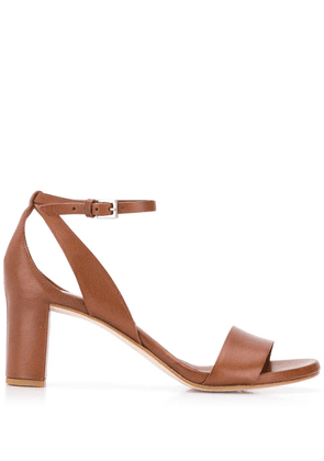 Del Carlo 10736 sandals - Brown
