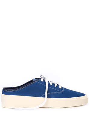 Fear Of God slip on sneakers - Blue