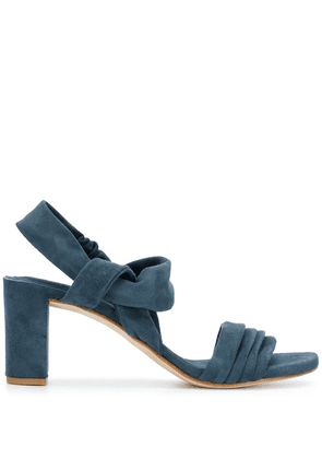 Del Carlo strappy sandals - Blue