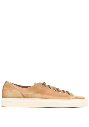 Buttero lace-up low sneakers - Neutrals
