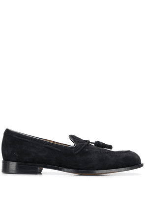 Doucal's Mile loafers - Black