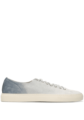 Buttero gradient low sneakers - Blue