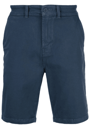 Hudson chino knee-length shorts - Blue