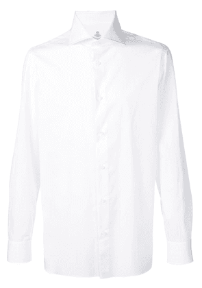Borrelli long sleeve shirt - White