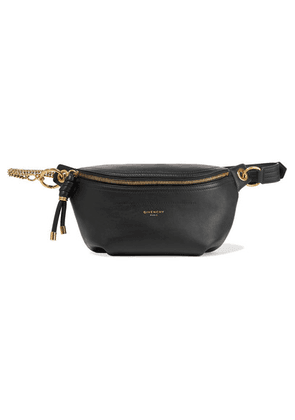 Givenchy - Whip Leather Belt Bag - Black