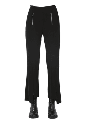Flared Stretch Cady Pants