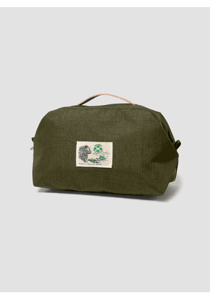 Garbstore x Sanpak Walkabout Washbag