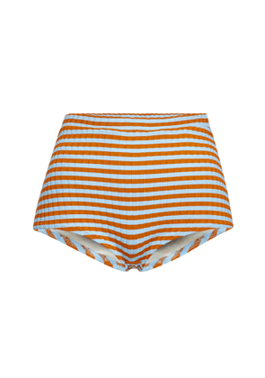 Solid & Striped The Jamie Striped Bikini Bottoms
