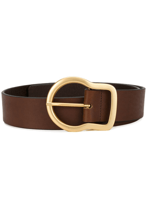 Dorothee Schumacher Statement Simple belt - Brown