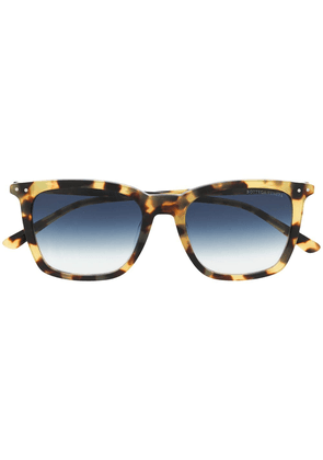 Bottega Veneta tortoiseshell sunglasses - Brown