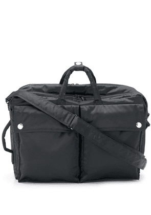 Mackintosh Black Nylon PORTER Briefcase