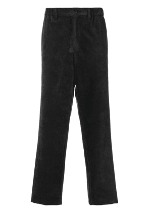 Issey Miyake loose fit tailored trousers - Grey