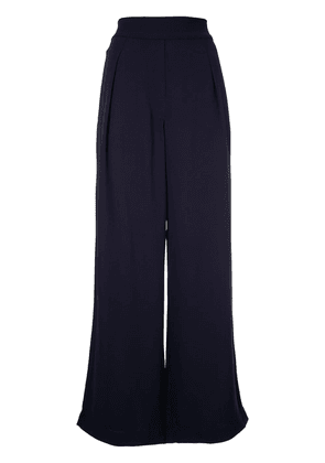 GINGER & SMART Stasis wide-leg trousers - Blue