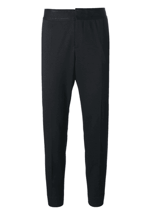 Dsquared2 embroidered waistband trousers - Black