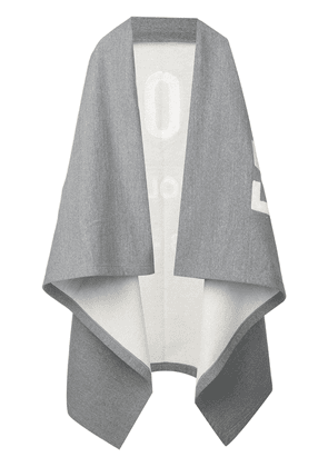Fear Of God oversized poncho - Grey