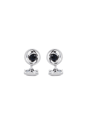 Moveable gimbal cufflinks