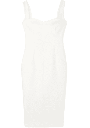 Victoria Beckham - Crepe Dress - White