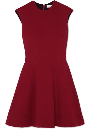 Victoria Beckham - Cady Mini Dress - Red