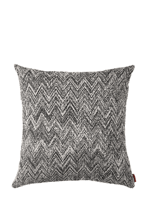 Weltenburg Wool Blend Jacquard Pillow