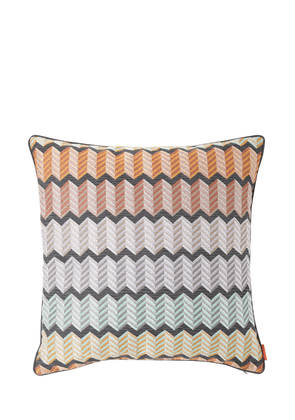 Waterford Viscose Blend Jacquard Pillow