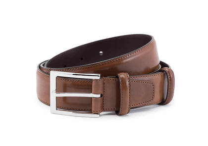Bourbon Cordovan Leather Belt