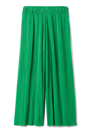 Wassily Pleat Trousers - Green